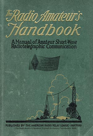Radio Amateurs Handbook 1926 tb