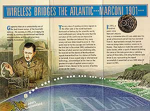 wireless bridges the atlantic marconi 1901