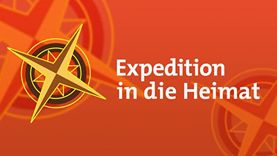 Expedition in die Heimat logo